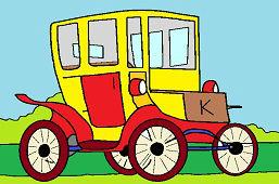 Первый электрический автомобиль