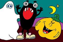 Ночь призраков и духов