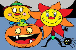 Хэллоуин для детей