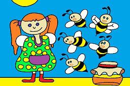 Ева и пчёлы
