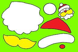 Санта Клаус – украшение