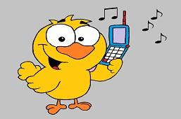 Чик с телефоном