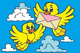Почтовые птицы