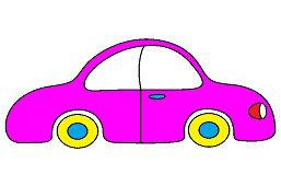 Простой автомобиль