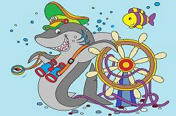 Mатросская акула