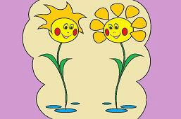Сёстры Ромашки цветы