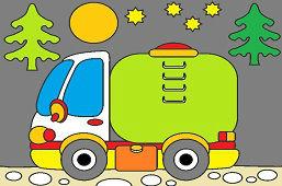 Танкер грузовик