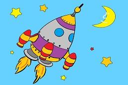 Ракета на Луну