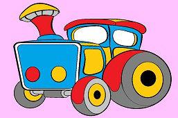 Дедушкин трактор