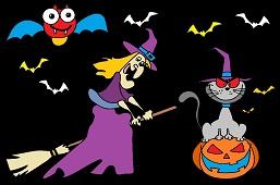 Глубокая ночь Хэллоуина