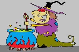 Подготовка к Хэллоуину