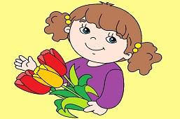 Цветы для моей мамы