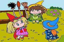 Три маленькие ведьмы