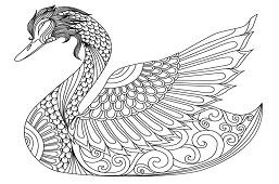 Ле́бедь