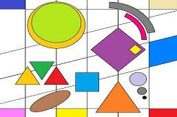 Геометрические фигуры плоские
