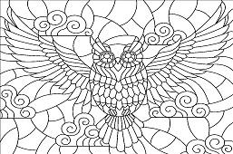 Летающая сова