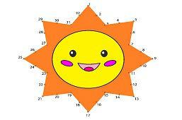 Золотое солнце