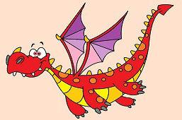 Красный дракон