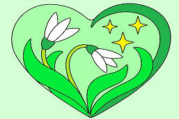 Весеннее сердце